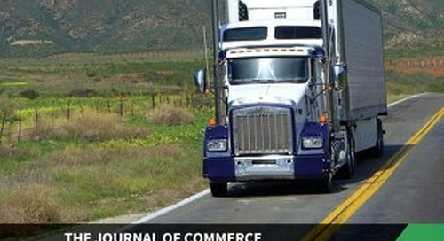 JOC Guide to Trucking, August 2017