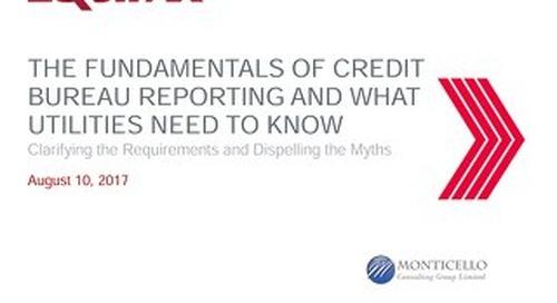 Credit Reporting Requirements Webinar Replay