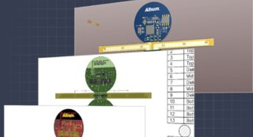 PCB Editor View Modes