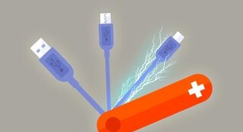 RELEVEZ VOS DÉFIS DE CONCEPTION GRÂCE À L'USB TYPE-C