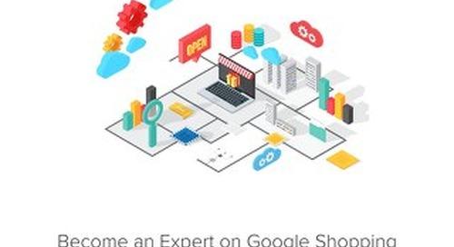 eBook - Become an Expert on Google Shopping