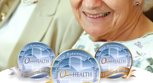 Retirement Living Awards Lynchburg/Southside