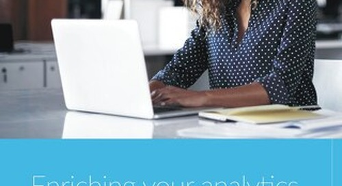 Enriching Your Analytics with Shared Data