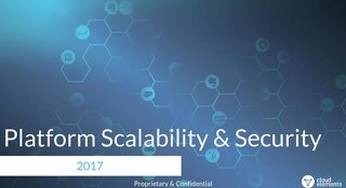 Platform Scalability & Security