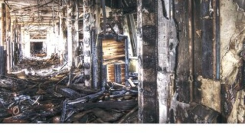 De-risking Fire & Security