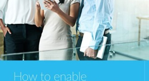 Enabling New Products with Data Sharing
