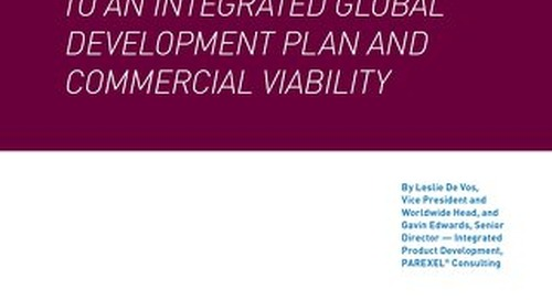 Storyboard Your Way To An Integrated Global Development Plan And Commercial Viability