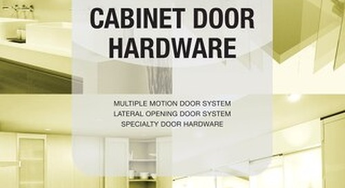 Catalog 201 543-567 Cabinet Door Hardware