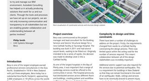Innovative healthcare design