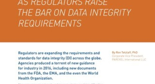 Three Ways To Thrive As Regulators Raise The Bar