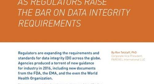 Three Ways To Thrive As Regulators Raise The Bar