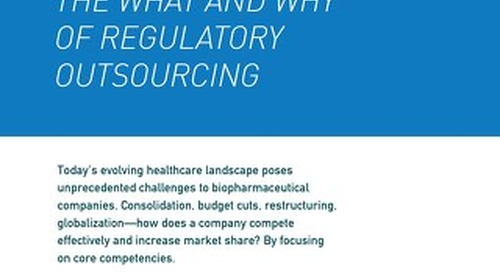 The What And Why Of Regulatory Outsourcing