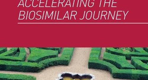 Accelerating the Biosimilar Journey