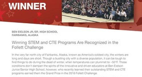 2016 Follett Challenge Grand Prize: Eielson Jr/Sr High School