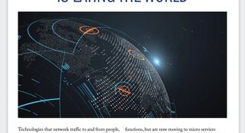 How Services Virtualization Is Eating The World
