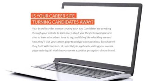 Career Site Audit Checklist