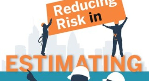Reducing Risk in Estimating