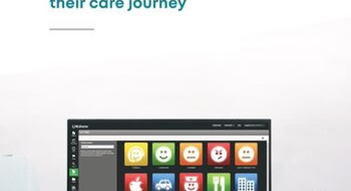 Empower patients to share their feedback throughout their care journey