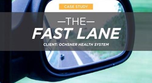Case Study: Ochsner Health System