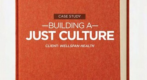 Case Study: WellSpan Health