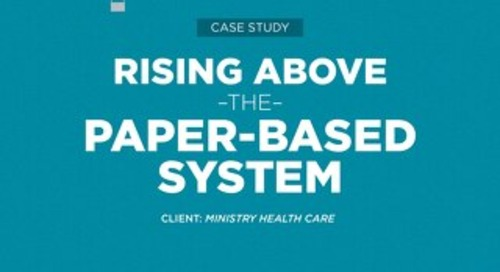Case Study: Ministry Health Care