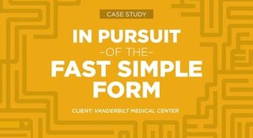 Case Study: Vanderbilt Medical Center