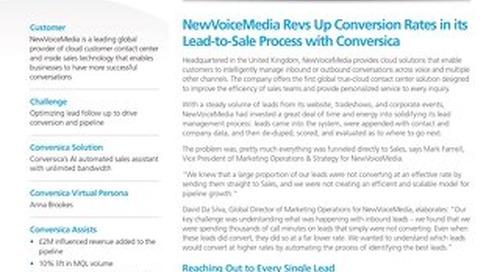 NewVoiceMedia Case Study