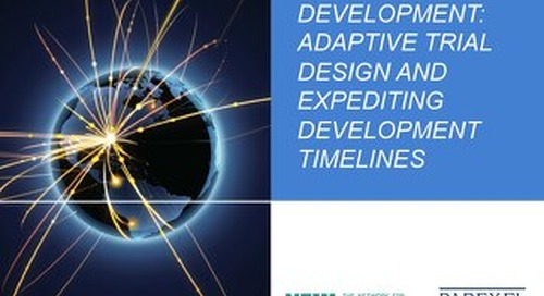 Adaptive TrialDesigns And Expediting Development Timelines