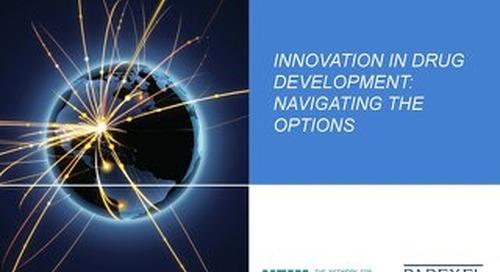 Innovation In Drug Development Navigating The Options