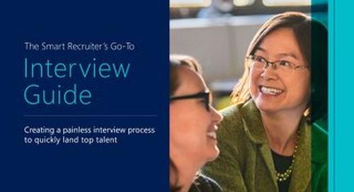 Five Steps to Landing Top Talent