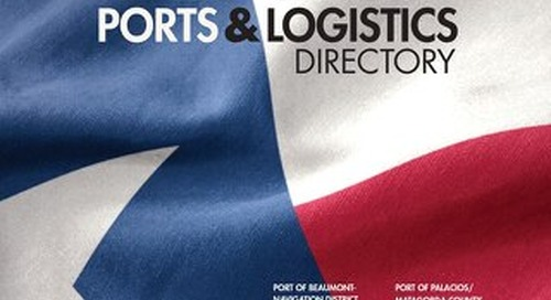 Texas Ports and Logistics Directory, Sept.2017