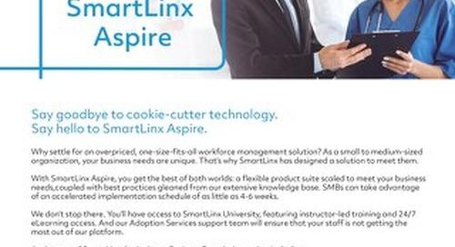 SmartLinx Aspire Flyer