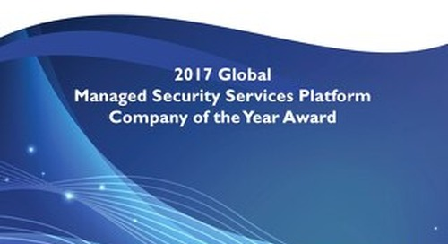 Frost & Sullivan - Fortinet_Award_Write_Up