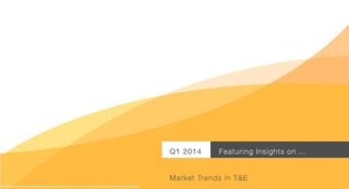 Travel & Expense Management Technology Insight Report
