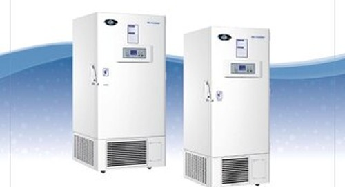 [Brochure] Blizzard Ultralow Temperature Freezer (ULT) Brochure