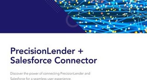 PrecisionLender Salesforce Connector
