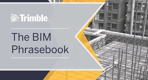 BIM Phrasebook Pocket Guide