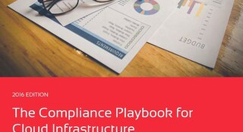 Everything You Need To Know About Compliance for Cloud Infrastructure