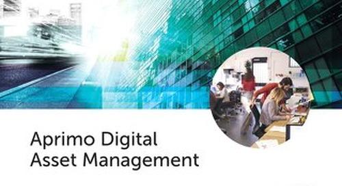 Aprimo Digital Asset Management Brochure