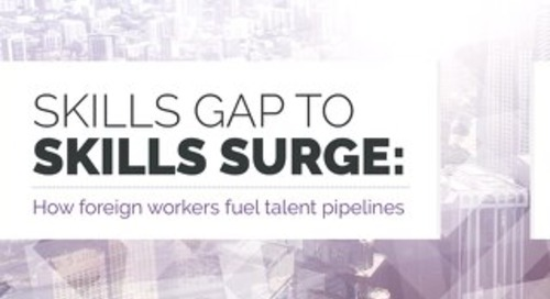 Report: Skills Gap to Skills Surge