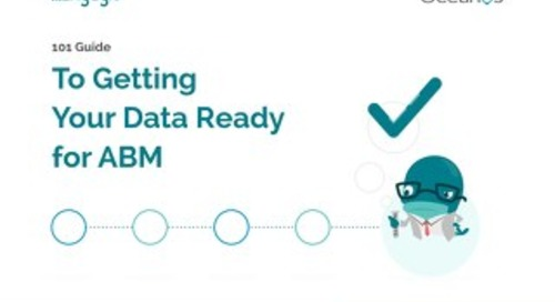 Getting Your Data Ready for ABM