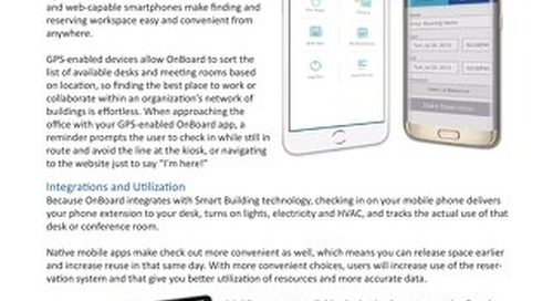 OnBoard Mobile Apps