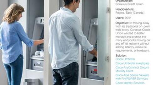 Conexus Credit Union Customer Story
