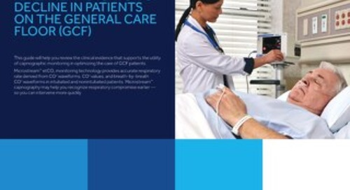 Clinical Evidence Guide: An Early Indicator of Decline in Patients on the General Care Floor