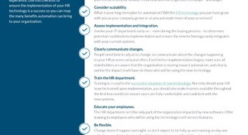 How to Automate Your HR Process in 7 Easy Steps