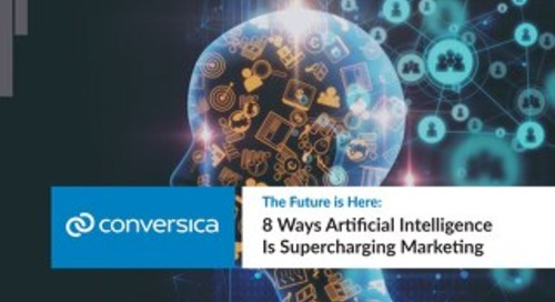8 Ways Artificial Intelligence Is Supercharging Marketing