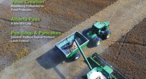 Pulse Crop News Fall 2017