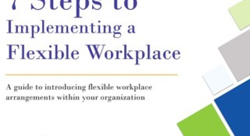 7 Steps to Implementing an Agile Workplace