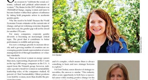 Expert Interview: Professional Woman's Magazine