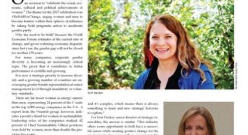 Expert Interview: Professional Woman's Magazine